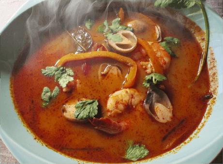 スパイシースープ